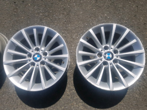 Mags BMW 17 pouces / 17 in BMW rims
