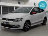2017 Volkswagen Polo 1.2 TSI Beats 3dr HATCHBACK Petrol Manual
