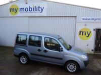 Fiat Doblo Dynamic Wheelchair Scooter Accessible Disability WAV Adapted Car