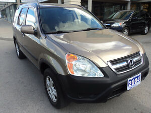 2004 Honda CR-V EX/Certified/E-TEST/AWD SUV, Crossover
