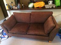 Sofa for sale good condition £60ono