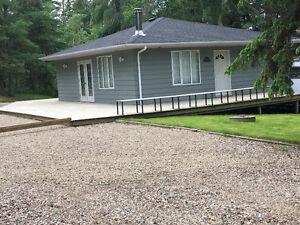 Cabin For Sale Makwa Lake Resort. Near town of Loon Lake, SK.