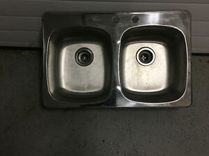 For sale Double sink. St. John's Newfoundland image 1