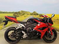Honda CBR600RR 2010**R&G Crash Bungs, Owners Manual, Full Service History**