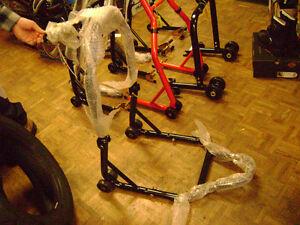 Sport Bike Stands All In Stock GSXR CBR R6 ZX6R ZX14 600 1000 Sarnia Sarnia Area image 2