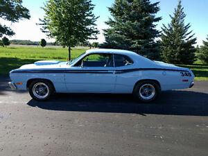 1973 Duster 340 4-speed