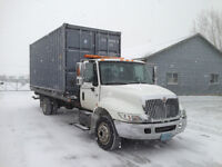 STORAGE CONTAINER. TRANSPORTATION - RENTAL - SALES