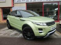 2013 Land Rover Range Rover Evoque 2.2 SD4 Dynamic 5dr Auto [Lux Pack] ESTATE Di