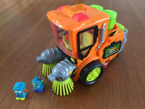 Toy Battery Operated Garbage Truck