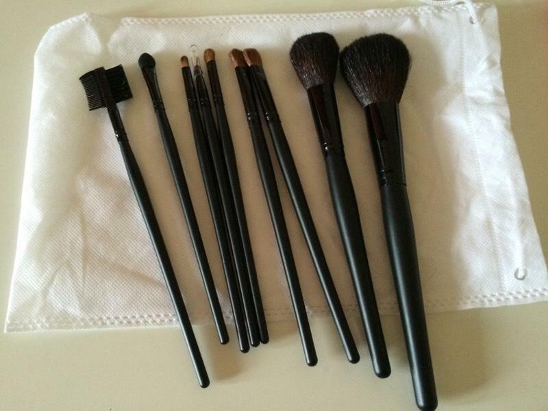 Makeup Brushes: Free Shipping on orders over $45 at ingmecanica.ml - Your Online Makeup Brushes & Cases Store! Overstock Anniversary Sale* Save on decor. Spooky Savings Event. Up to 70% off. Cozy Home Event* Up to 35% off. Rec Room Event* Zodaca piece Set Brown/ Black Leopard Makeup Brushes with Pouch Bag/ Makeup Brush Color Removal.