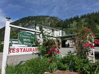 Working holiday opportunity in beautiful Shuswap