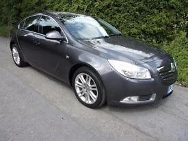 Vauxhall/Opel Insignia 2.0CDTi 16v(160ps) Exclusive 2009 59 PRESTON