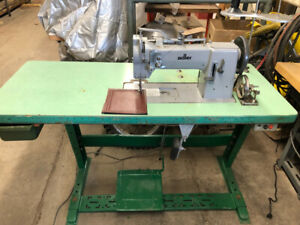 Adler 67 heavy duty leather and upholstery sewing machine