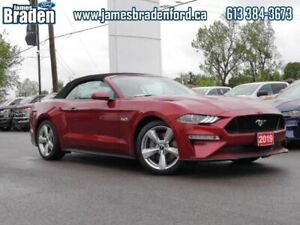 2019 Ford Mustang GT Premium Convertible  - Leather Seats - $438
