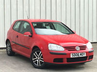 Volkswagen Golf 1.4 2006MY S FINANCE AVAILABLE PART EXCHNAGE WELCOME
