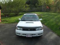 1998 Subaru Legacy Wagon GT
