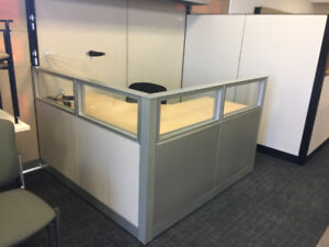 Workstations - Cubicles - Office Desks CHECK OUT OUR HUGE STOCK