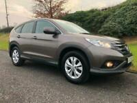2013 Honda CR-V 2.2i-DTEC SE **NEW MODEL**4x4 **150BHP**