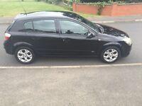 Vauxhall Astra 1.6 i16v SXi 5dr Black for sale