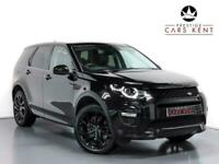 2018 Land Rover Discovery Sport 2.0 SD4 240 HSE Dynamic Luxury 5dr Auto Station
