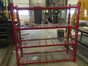 Snap on Style Shelving units Edmonton Edmonton Area image 2