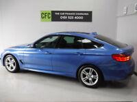 BMW 320 2.0TD 184bhp s/s M Sport GT BUY FOR ONLY £249 A MONTH FINANCE £0 DEPOSIT