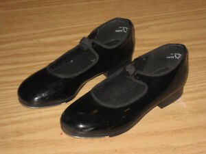 Girls tap shoes - reduced price
