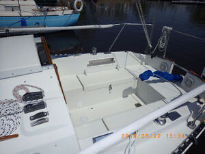 Sailboat Bella C&C25 is for sale! Mint condition, ready to sail! Gatineau Ottawa / Gatineau Area image 3
