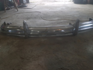 1951 ford car  bumpers