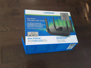 Router Linksys AC2200