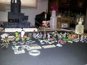 Pewter Dungeons and Dragons figures Windsor Region Ontario image 2