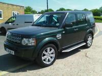 Land Rover Discovery 4 SDV6 GS DIESEL AUTOMATIC 2011/11