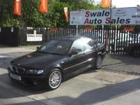 2001 BMW 3 SERIES M SPORT 2.5l 80,732 MILES, 2 OWNERS, IMMACULATE