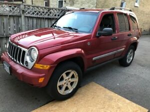 2006 Jeep Liberty V6 Limited SUV, Crossover