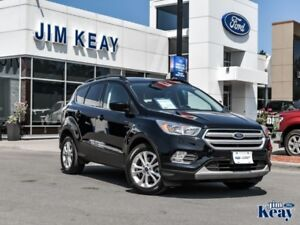 2018 Ford Escape SE  - Certified - Bluetooth -  Heated Seats