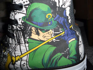 "DC Comics ""The Riddler"" Converse Kitchener / Waterloo Kitchener Area image 1"