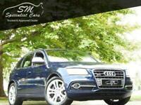 2013 63 AUDI Q5 3.0 SQ5 TDI QUATTRO 5D 309 BHP DIESEL