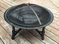 Outdoor Fire Pit - 29""