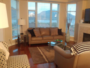 Sunset Waterfront 12th floor lakeview suite furnished