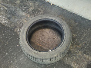 3 Michelin 245/45R17 XICE X13 Snow Tires Used for 3 months only Kingston Kingston Area image 1