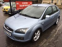 2007 FORD FOCUS 1.8 TDCI, MOT FEBRUARY 2017, NOT ASTRA MEGANE GOLF NOTE CEED FABIA AVENSIS