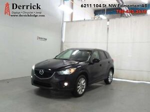 2014 Mazda CX-5  AWD GT Sunroof Nav Rear View Cam $167.13 B/W