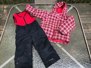 Columbia Snowsuit - Size 4
