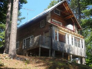 cottage for sale on LAke Weary near Fort-Coulonge