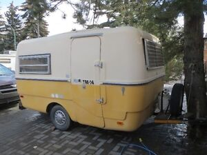 1978 Triple E 14' Surfside trailer ONLY 1650 pounds - $7000