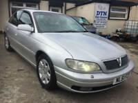 Vauxhall/Opel Omega 2.2i 16v ( lth ) auto 2001MY CDX