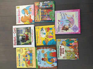 Kids story book treasuries - 28 books in total $40 for all !!