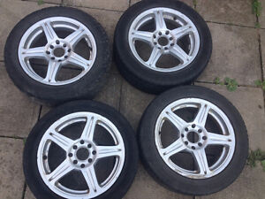 "Mags Fast 15"" 8 bolts"