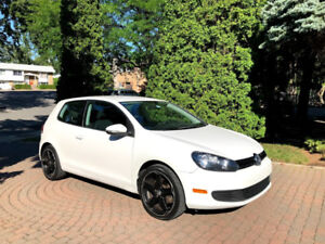 2010 Volkswagen Golf Trendline Coupe (2 door)