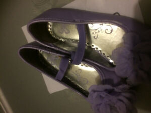 Toddler girl size 8 shoes